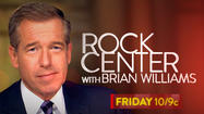 "You will find no tears here for the cancellation of Brian Williams' ""Rock Center,"" which was first reported Friday by the New York Times."