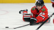 The congenial battle was on during the regular season, with <strong>Patrick Kane</strong> and <strong>Jonathan Toews</strong> angling for the Blackhawks lead in goals scored. It ended up a dead heat at 23 apiece.