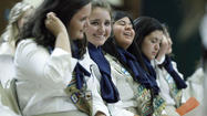 Photo Gallery: Girl Scout Gold Awards rehearsal