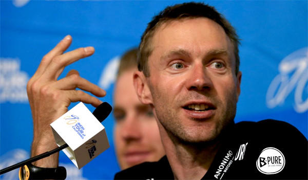 Cyclist Jens Voigt, a fan favorite for nearly two decades, said he hopes that cycling has gotten all of its skeletons out regarding doping, and the focus can return to the race itself.