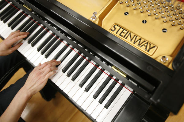 """""""What saved her was the piano,"""" writes Gayle Greene of her mother."""