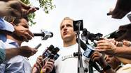— Until the veterans come back to join the party on Monday, this rookie camp the Philadelphia Eagles are running Friday through Sunday is Matt Barkley's show. He and G.J. Kinnie, who went undrafted a year ago and is looking for his first NFL job, are the only quarterbacks in action until then.