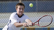 Photo Gallery: Maranatha High tennis vs. San Bernardino in playoffs