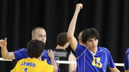 KISSIMMEE — Lyman and Bishop Moore are on a collision course to the boys volleyball state final.
