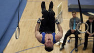 Wheaton's co-op won the boys state gymnastics championship last spring without arguably its top performer.