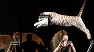 Pictures: The Circus Comes To Hartford