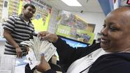 The company hired to run the Illinois Lottery after years of flagging sales is on track to fall short of promised revenue goals for the second straight year — this time by about $180 million, according to a Tribune review of the firm's performance through April.