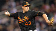Closer Jim Johnson set another Orioles franchise record Friday, converting his 35th consecutive save in the regular season (14 this year, most in the American League). That dates back to July 27th last year against Oakland.