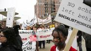 Chicago voters hold a dim view of Rahm Emanuel's stewardship of public education after a tumultuous year that featured a teachers strike and the mayor's push to close many neighborhood elementary schools, a new Tribune/WGN-TV poll shows.