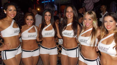 White Hot Heat fans