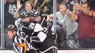 LOS ANGELES -- Years from now, Los Angeles Kings fans will fondly recall the 53-foot goal that Dustin Penner scored just ahead of the buzzer ending the second period of Game 6 in the first round of the playoffs against the St. Louis Blues on Friday night.