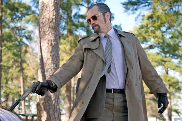 "Michael Shannon as ""Richard Kuklinski"" in ""The Iceman."""