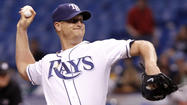 ST. PETERSBURG, Fla. -- Tampa Bay Rays starter Alex Cobb wasn't sure to feel after his unusually historic start against the San Diego Padres on Friday night at Tropicana Field.