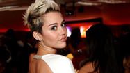 Miley Cyrus has topped Maxim's Hot 100 list -- a fact that is officially making us shudder.