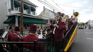 PICTURES:  The Alburtis Centennial Parade.