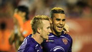 Orlando City Soccer Club forward Dom Dwyer is not nervous about facing a higher level of competition against the host Seattle Sounders Reserves.