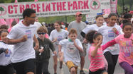 Pictures: Race In The Park