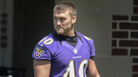 Ray Rice envisions different roles for fullbacks Juszczyk, Leach