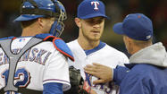 The Rangers' pitching staff loves the way <strong>A.J. Pierzynski</strong> handles a game. When Pierzynski went on the disabled list last week with a strained right oblique, he had a 2.84 catcher's ERA compared with a 4.14 mark for <strong>Geovany Soto.</strong> …