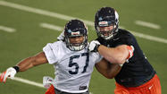 Rookie Bostic has link to '85 Bears