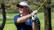 18 holes with … Tim Beckman