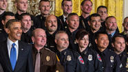 "Obama Honors ""Top Cops"" Award Winners"