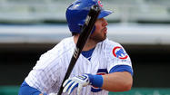 WASHINGTON -- Ian Stewart went from starting third baseman for the Cubs at the start of spring training to back-up third baseman at Triple-A Iowa in less than three months.