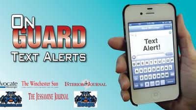 Newspaper launches new text alert system