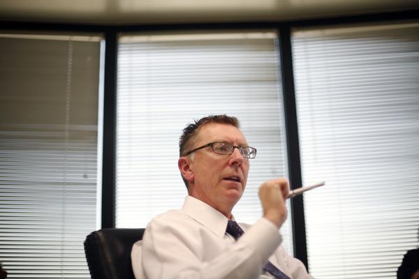 LAUSD Supt. John Deasy in 2011