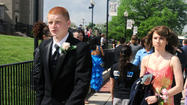 Liberty High School's 2013 Prom