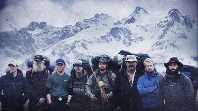 New Show Pits 8 Outdoorsmen vs. Alaska