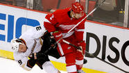 Anaheim Ducks, Detroit Red Wings, Brendan Smith, Matt Beleskey