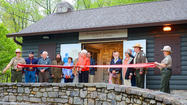 Three buildings on two sites were dedicated as one museum Saturday, honoring the historical and cultural legacy of South Mountain State Park.