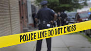 A man was shot in the arm Saturday evening in Northeast Baltimore, police say.