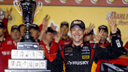 Matt Kenseth wins Southern 500