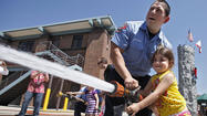 Photo Gallery: Glendale Fire Dept. Service Day