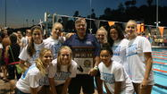 RIVERSIDE — A special year for the Corona del Mar High girls' aquatics program ended Saturday night at Riverside City College.