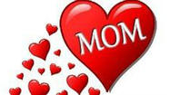 We love Mother's Day. A time to honor the many fabulous women doing a wonderful job with their kids.