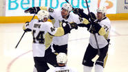 UNIONDALE, N.Y. -- Brooks Orpik no longer has to worry about being asked to recall the last time he scored a goal. And the Pittsburgh Penguins no longer have to worry about being asked to recall the last time they won a playoff series.