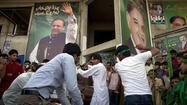 ISLAMABAD, Pakistan—Former Prime Minister Nawaz Sharif's overwhelming victory in parliamentary elections this weekend returns to power a seasoned politician who historically has had rocky ties with Pakistan's powerful military and is viewed by many as soft on militants and extremist groups.