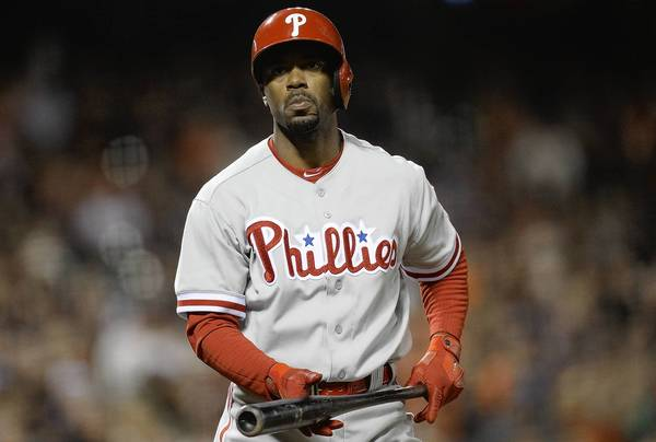 The Phillies don't have a better option for a leadoff hitter, but Jimmy Rollins still swings at too many first pitches without a lot of success.