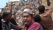 Bangladesh building collapse death toll tops 1,000
