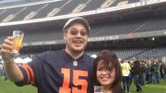 Beers (not Bears) at Soldier Field