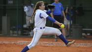 Cypress Bay made an improbably two-out rally in the seventh inning of its Class 8A softball state championship Sunday.