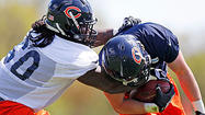 Photo gallery: Bears rookie minicamp