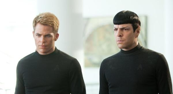 """Star Trek Into Darkness"" opened overseas this weekend and is performing better abroad that the original"