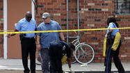 NEW ORLEANS (AP) - Gunmen opened fire on dozens of people marching in a Mother's Day second-line parade in New Orleans on Sunday, wounding at least 17 people, police said.
