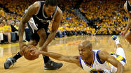 Golden State gets ugly overtime win over San Antonio, 97-87