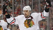 The Blackhawks start the next round of their Stanley Cup journey this week in the Western Conference semifinals. In the meantime, you should prepare for the official RedEye Sports Chicago Blackhawks WCSF Drinking Game, or RESCBWCSFDG for somewhat-short.