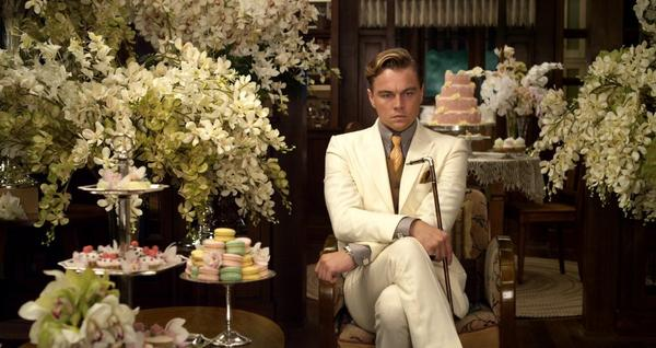 "Leonardo DiCaprio in ""The Great Gatsby."""